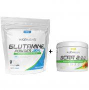 Maximalium Bcaa 400g + L-Glutamine 500g