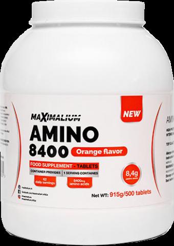 Amino kiseline u tabletama