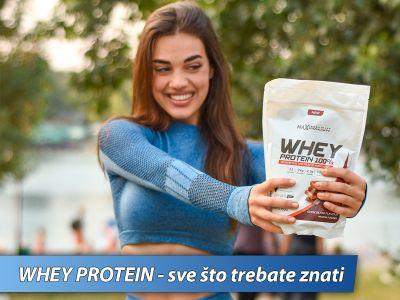 Whey - pogledaj naš blog i saznaj sve o Whey-u